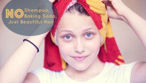 Beyond Baking Soda: A Different Take on No Shampoo