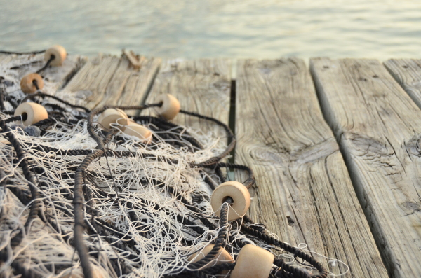 Sustainable Fashion from the Sea and Landfills