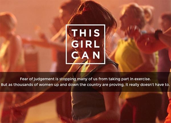 Positive Body Image Campaign Focuses on Fitness