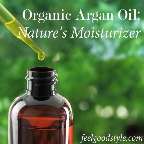 Organ Argan Oil: Mother Nature's Moisturizer