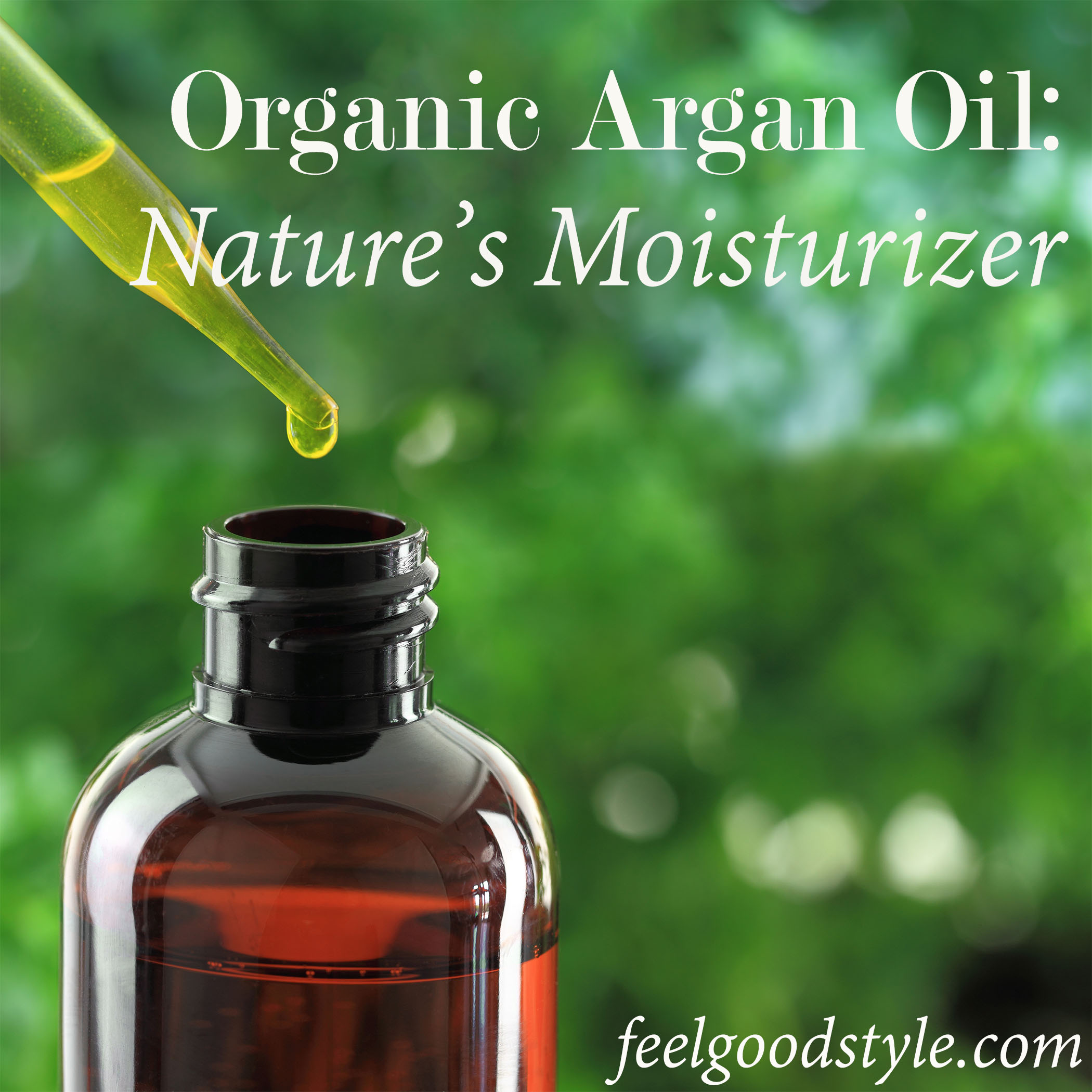 Organ Argan Oil: Mother Nature's Moisturizer