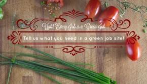 green jobs site