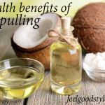 Oil pulling is a great solution for improving oral health naturally!