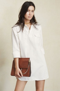 reformation dress, sustainable style
