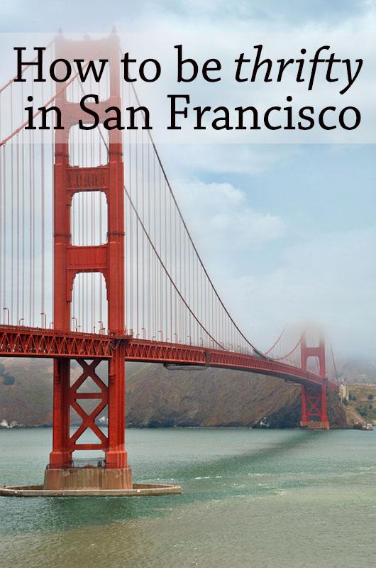 Best thrift stores in San Francisco