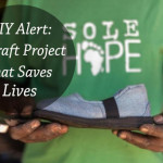 A crafting project that saves lives!