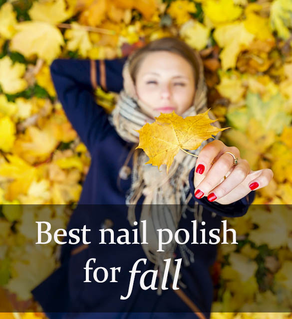 best nail polish colors for fall 2015