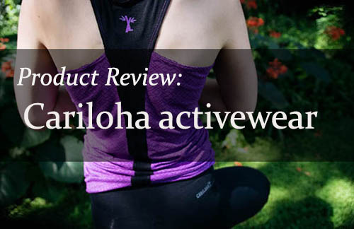 cariloha workout clothes