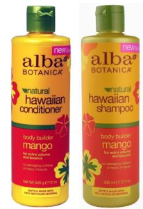 body builder mango shampoo and conditioner
