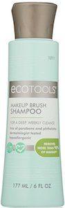 ecotools brush shampoo