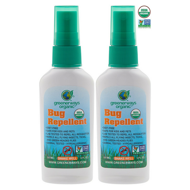 greenways organic bug spray
