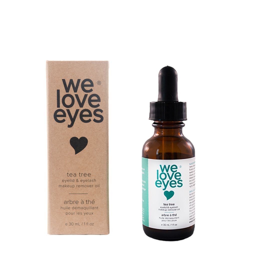 tea tree eye makeup remover