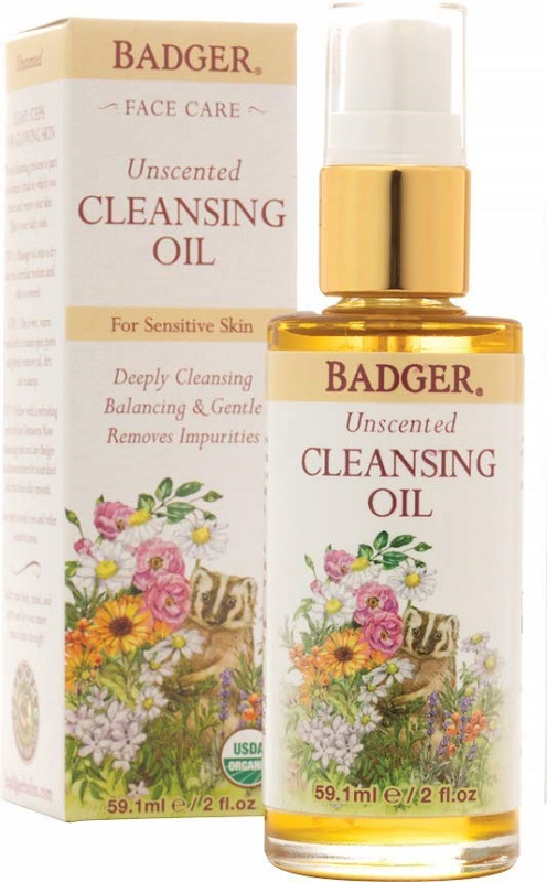 badger oil cleanser