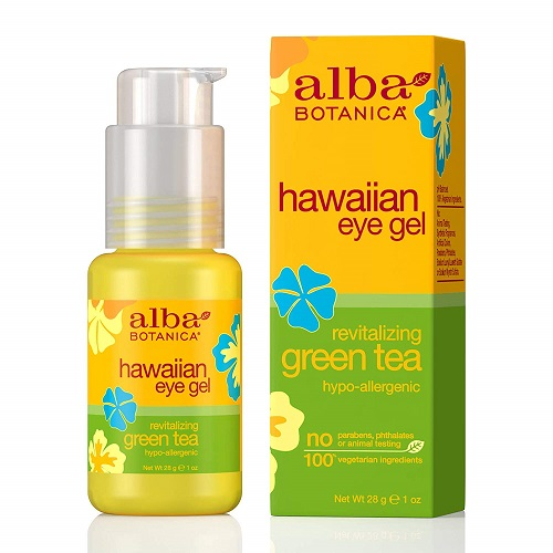 alba botanica eye gel