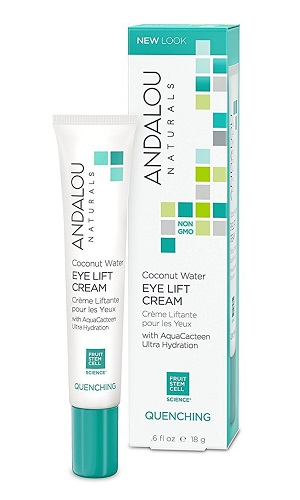 andalou eye cream