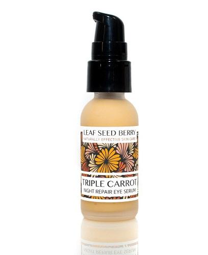 triple carrot eye cream